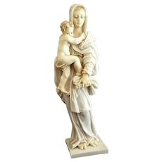 Classic Madonna & Child Figurine