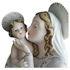 Lefton Madonna and Child Jesus