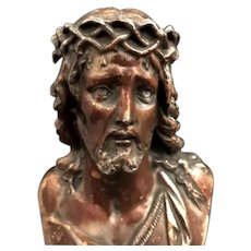 Striking Bust of Jesus Christ