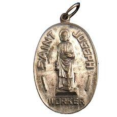 Saint Joseph the Worker Medal