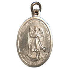 Saint Raphael the Archangel Medal