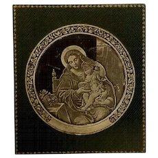 Pocket Madonna & Child Oratory