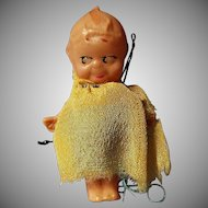 "Vintage Celluloid ""Kewpie"" Doll"