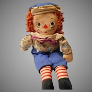 Vintage Raggedy Andy by Georgene Novelties