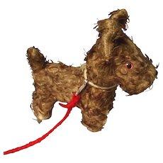 Vintage German Mohair Terrier