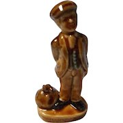 """Danny Boy"" 3.5 inch Wade Figurine"