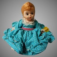 "Vintage 8 in. Alexander ""Little Miss Muffet"""