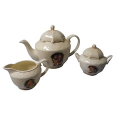 Vintage Hummel Tea Set