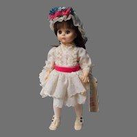 "1974 Madame Alexander 13 "" ""Degas"" Doll"