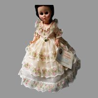 """Madame Alexander """"First Ladies"""", Julia Tyler Doll"""