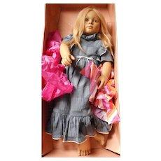Annette Himstead Doll 1988 Malin