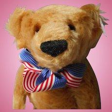 Limited Edition Steiff Teddy Roosevelt Bear