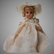 Vintage Compo Little Genius Doll