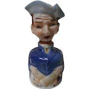 Vintage Porcelain Carter's Ink Bottle