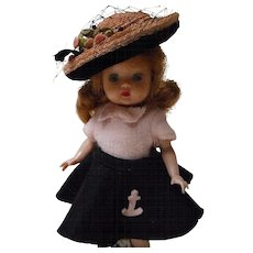 "Vintage 8 inch ""Muffie"" Walker Doll"