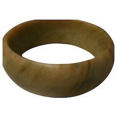 Vintage Early Plastic Bangle
