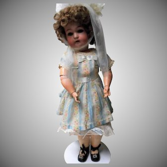 Antique K Star R Child Doll by Simon Halbig