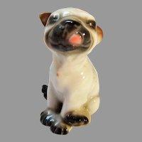 "Vintage Porcelain ""Bonzo"" Dog from Germany"