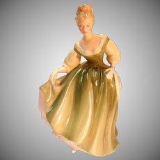 "Vintage Royal Doulton ""Fair Lady"" HN 2193"