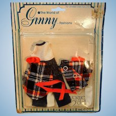 """Vintage """"Ginny"""" and """"Maxi Mod"""" Outfits in Original Package"""
