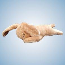 Vintage Steiff Sleeping Bunny, Floppy Hansi