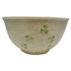 Vintage Irish Belleek Bowl