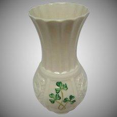 "Vintage Irish Belleek 4.75"" Vase"
