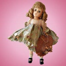"""Rare 12 inch Compo Madame Alexander """"Madelaine du Bain"""""""