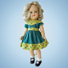 Vintage P 91 Toni Doll with Original Outfit