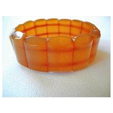 Vintage Butterscotch Amber Bracelet