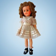 """1950's Ideal """"Shirley Temple"""" Doll"""