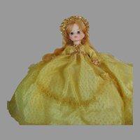 "Vintage Madame Alexander ""Sleeping Beauty"" Doll"