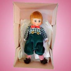 """Vintage Madame Alexander """"Tommy Tittlemouse"""" 8"""" doll"""