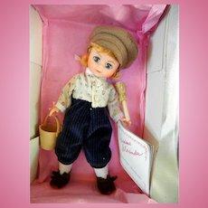 "Vintage Madam Alexander 8"" Tom Sawyer doll"