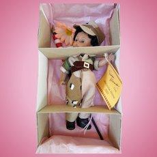 "Vintage 1991 Madame Alexander ""Welcome Home "" Doll"