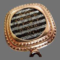 Vintage Gold Filled Watch Fob