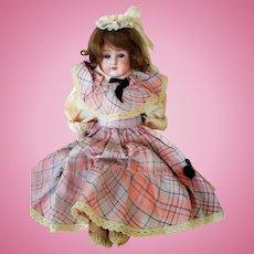 "Antique Schoenau & Hoffmeister 14"" Doll"