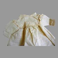 Antique Cotton Doll Dress