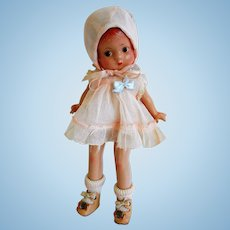 Vintage All Compo Patsyette Doll