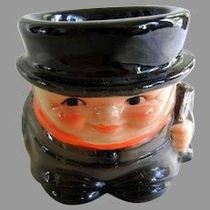 Vintage Goebel Chimney Sweep, Egg Cup