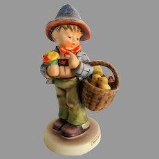 """Vintage W. German Hummel """"Easter Greetings"""""""