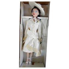 "Vintage ""Gene"" Doll, ""White Hyacinth"""
