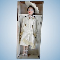 "Vintage ""Gene"" Doll, ""White Hyacinth"""
