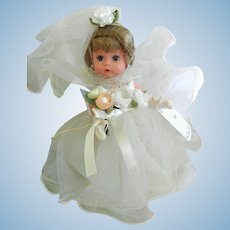 "Vintage ""Special Occasion"" Bride Doll by Madame Alexander"