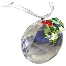 Crystal Swarovski Crystal Ornament with Box