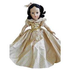 "Vintage 1952 ""Walt Disney's"" Madame Alexander Snow White"