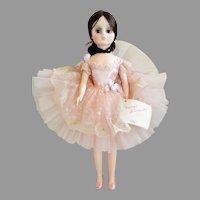 "Vintage Madame Alexander ""Elise Ballerina"""