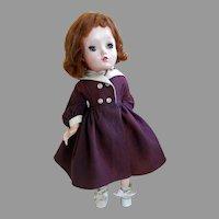 Vintage Hard Plastic Red Haired Winnie Walker by Madame Alexander