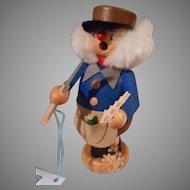 Vintage German Wooden Smoker