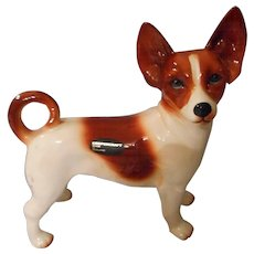Fabulous Coopercraft 7 inch Chihuahua, England - Red Tag Sale Item
